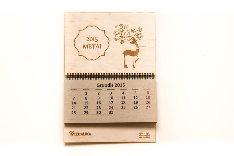 Medinis sieninis kalendorius