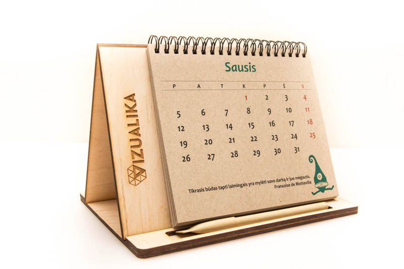 Mediniai kalendoriai
